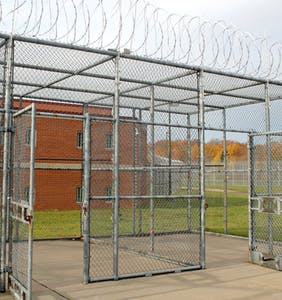 Maximum security prison tries to keep the recent murder of a gay inmate as quiet as possible