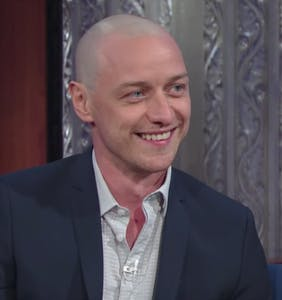 James McAvoy's manscaping confession will leave you shooketh