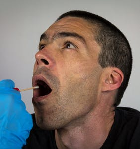 Scientists use straight men's spit to determine how they really feel about gay sex
