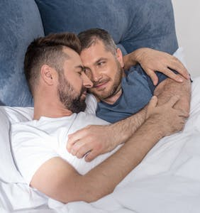 Old gay men must stop hooking up with their friends and build healthier relationships, blogger says