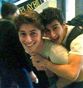 Gay teens ordered to stop hugging because 'there are children present'
