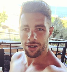 Who wants to watch this Welsh rugby hunk dance in his underwear to Kenny Rogers?
