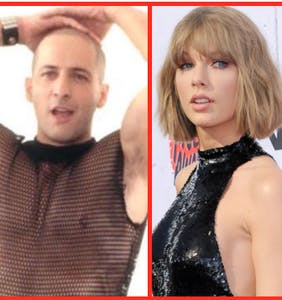 """The Internet is real mad at Taylor Swift for sampling Right Said Fred's  """"I'm Too Sexy"""" in new song"""