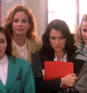 "Gently with a chainsaw: The first trailer for the queer ""Heathers"" reboot is here, and OMG"