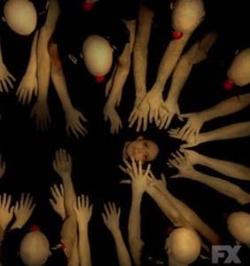 What in the world is going on with these 'American Horror Story' previews?