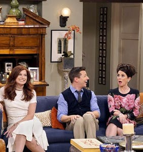 """""""Will & Grace"""" just announced one hell of a guest star"""