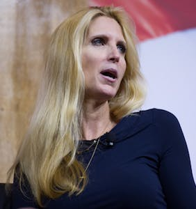 Ann Coulter suggests Hurricane Harvey is God's punishment to homosexuals, naturally
