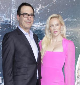 Treasury secretary's wife mocks the poor, wants everyone to know she's better than them