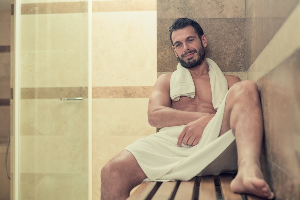 Butt naked gay bar london week