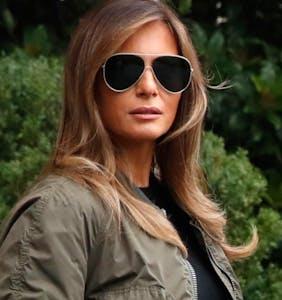 Melania Trump's latest tweet on alcohol and drug addiction seriously backfires