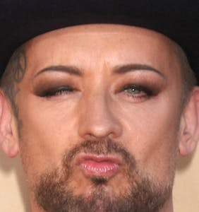 Boy George has some harsh words about that posthumous George Michael single