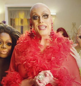 See an exclusive clip from 'Cherry Pop,' starring Tempest Dujour & Bob The Drag Queen