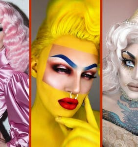 PHOTOS: The 10 fiercest drag queen looks of September 2017
