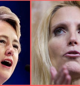 Ann Coulter just got read for filth by the lesbian ex-mayor of Houston — again!