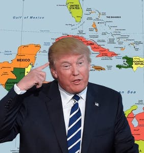 Donald Trump doesn't know where Puerto Rico is