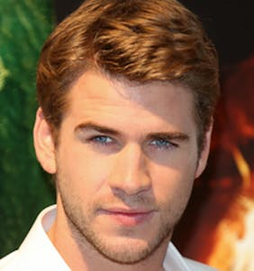 Liam Hemsworth doesn't identify as a straight dude