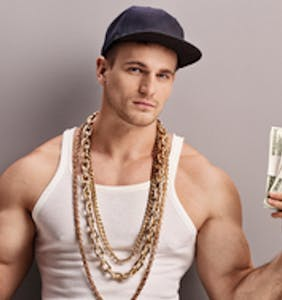 This aspiring artist has written a rap song about how it's harder to be conservative than gay