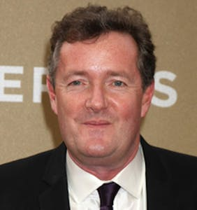 """The Internet is mad at Piers Morgan for specifically stating he was hanging out in a """"gay bar"""""""