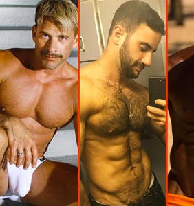 Adam Peaty's cakes, Kit Harington's abs, & Terry Miller's Tom of Finland moment