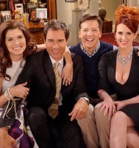 "One major fan-favorite is definitely returning to ""Will & Grace"""