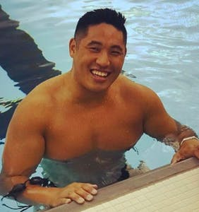 Captain of the Virginia Military Institute swim team shares his inspiring coming out story