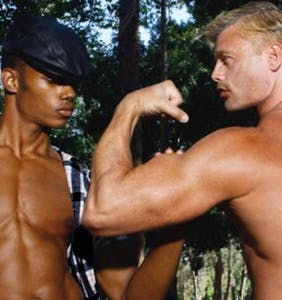"""Terry Miller's scorching """"Tom of Finland"""" photo shoot leaves nothing to the imagination"""