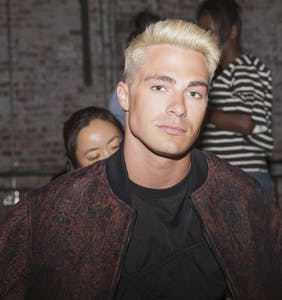 Colton Haynes opens up about his battle with depression