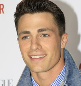 Colton Haynes' Halloween costume is genuinely mindblowing