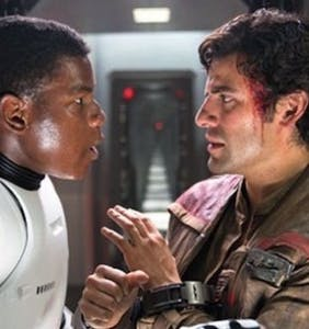 """Star Wars"" star John Boyega: Poe ""needs to chill or come out"""