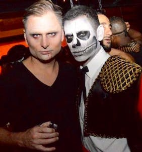 PHOTOS: The hottest gay monster mash in Miami
