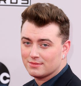 PHOTOS: Sam Smith seen on the street kissing one of our favorite actors