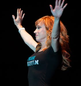 Kathy Griffin goes after Andy Cohen and TMZ's Harvey Levin in SEARING YouTube video