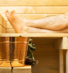 Dead body wearing only a face mask discovered in gay bathhouse