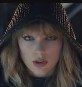 Can you find the hidden messages in Taylor Swift's new video?