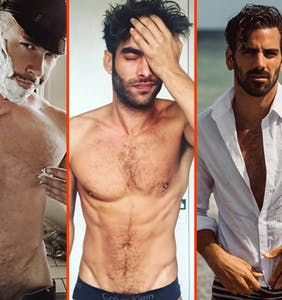 Ari Gold's speedo, Nyle DiMarco's wet shirt, & John Mayer's daddy