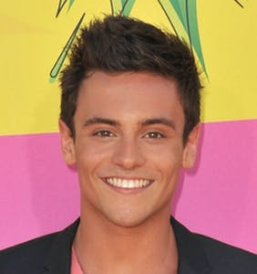 """Tom Daley dreams of having children with his """"beautiful husband"""" Dustin Lance Black"""