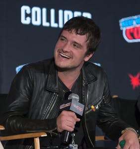 "Josh Hutcherson opens up about THAT full-frontal ""FutureMan"" scene"