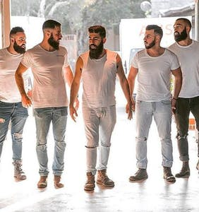 These hunky bearded bakers want to serve you something sweet