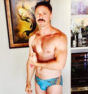 "Jake Shears: ""If all you're giving the world is your body on Instagram, check yourself, f*ck off"""