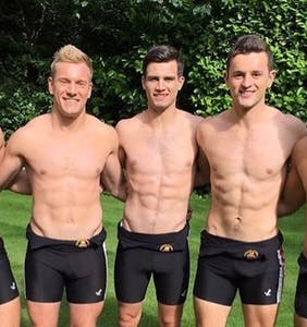 The Warwick Rowers reveal all in their 2018 calendar…