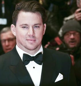 Here's how Channing Tatum's dad found out he used to be a stripper