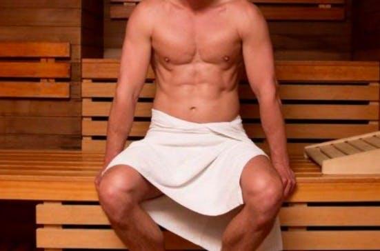 Gay Sauna Experience In fact
