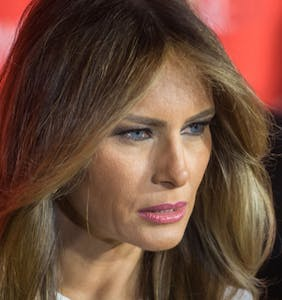 Melania Trump's tweet about Black History Month backfires in a million directions