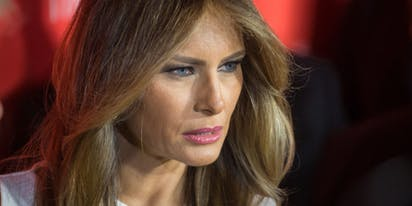 Melania furious at staff for not landing her glossy fashion magazine cover, insiders say