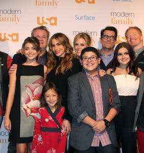 'Modern Family' star adds fuel to rogue bisexual coming out