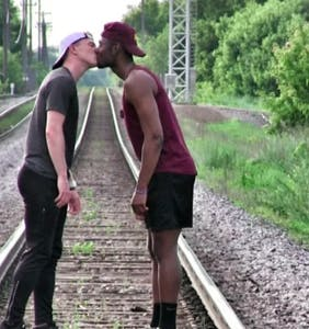Adorable gay athlete couple profiled in heartwarming new docuseries