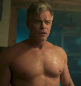 So that sheriff on 'Riverdale' is one hot daddy… wouldn't you agree?
