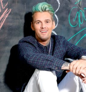 "Aaron Carter's family files restraining order against him over ""alarming behavior"""