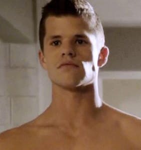 """Teen Wolf"" star Charlie Carver shows off his full moon in Big Sur"