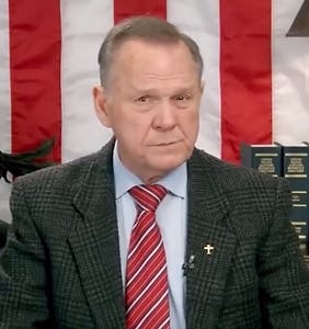Refusing to concede, Roy Moore lashes out at trans people, gay marriage, abortion in new video